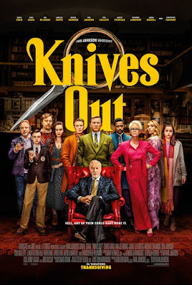 Knives Out Movie Poster 13