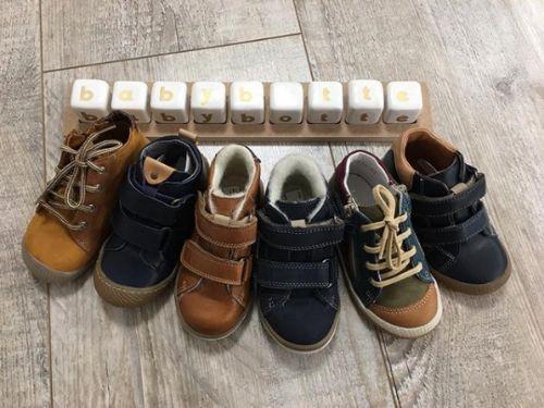 fa6d32eaee0 Babybotte is een Franse fabrikant van babyschoenen, peuterschoenen,  kleuterschoenen en kinderschoenen. Ze begonnen als fabrikant van  babyschoenen (vandaar ...