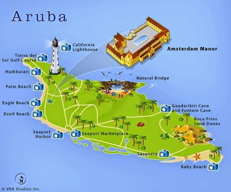 Aruba: the Beautiful Island of the Caribbean