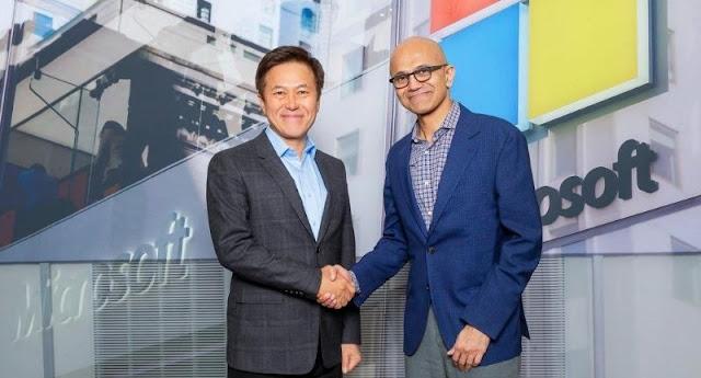 Studi Microsoft Tantang Indonesia Soal Kecerdasan Buatan dan Keamanan Siber