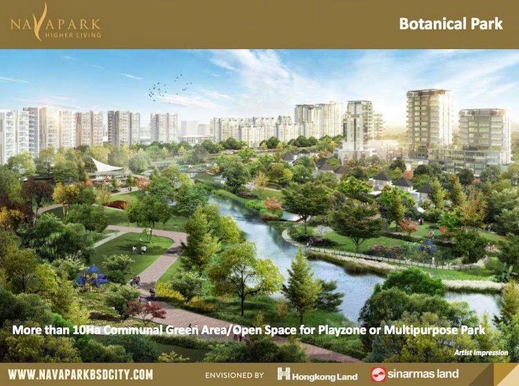 NavaPark BSD Botanical Park