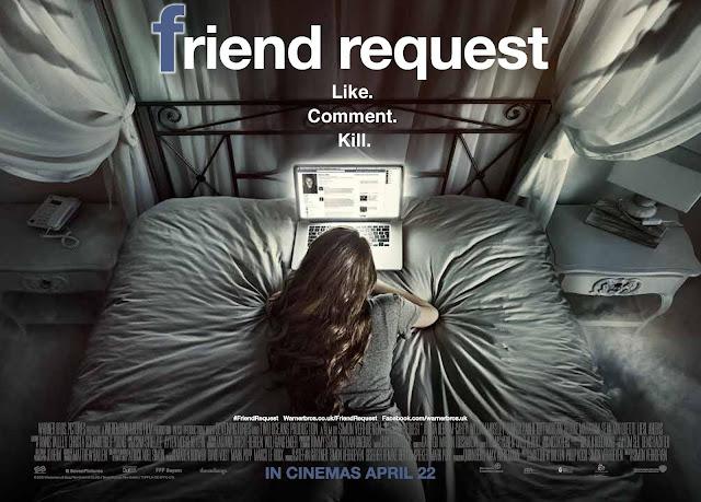 Friend Request 2016 poster