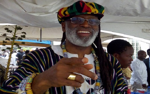 Rev. Palmer-Buckle is new 'Rastafarian' in town