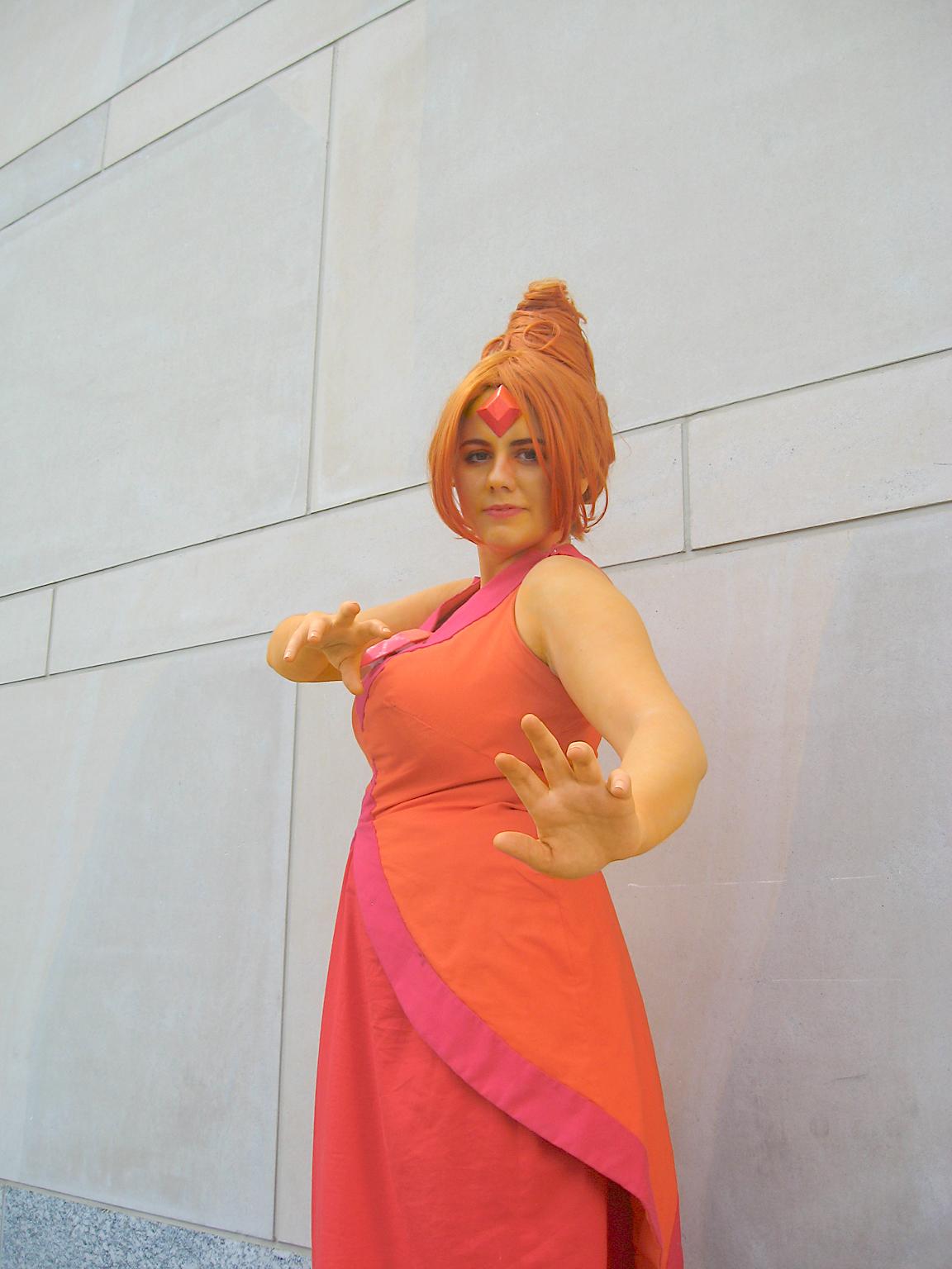 Kilayi S Cosplay Finished Flame Princess Costume