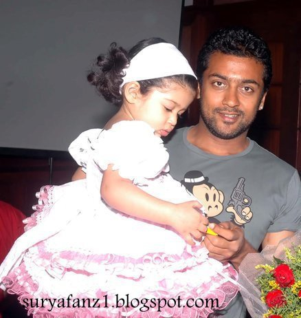 surya's Daughter Diya | Surya Jyothika's Daughter Diya | Surya