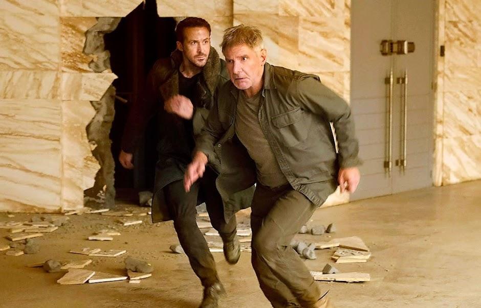 """Confira o trailer inédito de """"Blade Runner 2049"""", com Ryan Gosling e Harrison Ford"""