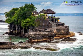 Pura Tanah Lot Bali Go Wisata Surabaya