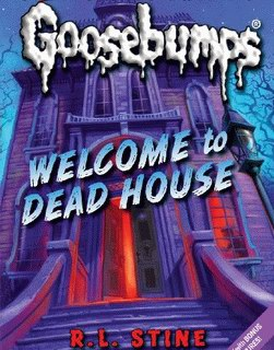 Goosebumps #1: Welcome to Dead House PDF Download