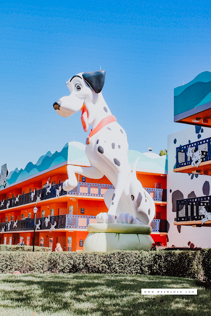 All Star Movies Resort, All Star Movies Resort 101 Dalmatians