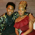 Yemi Alade takes a pic with Trey Songz