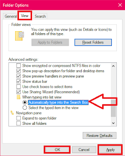 New Trick to Search in Windows File Explorer (Windows 10/8.1/7),how to search in windows 10,windows 7,windows 8.1,search file,search folder,search text,search file folder text in windows pc,windows file explorer,Change folder and search options,search in file explorer,how to search file,search box,windows search,cortana search,file search,folder search,search by text