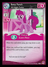 My Little Pony Berry Punch, All-Night Partier Rock N Rave CCG Card