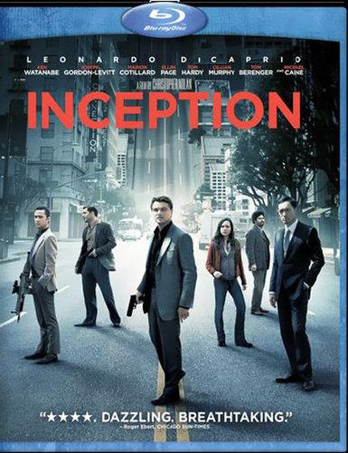 Inception 2010 Dual Audio [Hindi English] DD 5 1 BRRip 720p