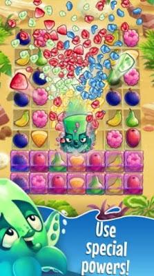 Fruit Nibblers Mod Apk Unlimited Money