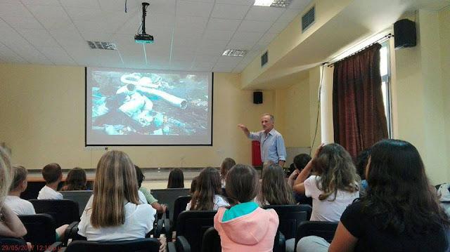 Ηγουμενίτσα: Με επιτυχία η ημερίδα «Βιώσιμη διαχείριση των ακτών»