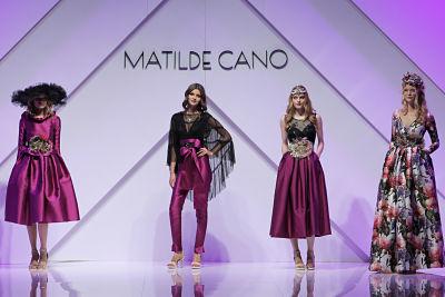 Propuestas de Matilde Cano para 2017 - Foto: Barcelona Bridal Fashion Week