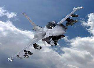 F-16 Viper Lockheed Martin
