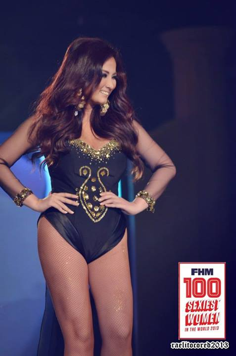 ehra madrigal at fhm philippines 100 sexiest 2013 victory party hot and sexy pic