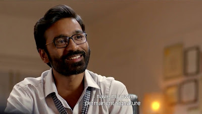 Dhanush Smile HD Wallpaper In velai illa pattathari 2