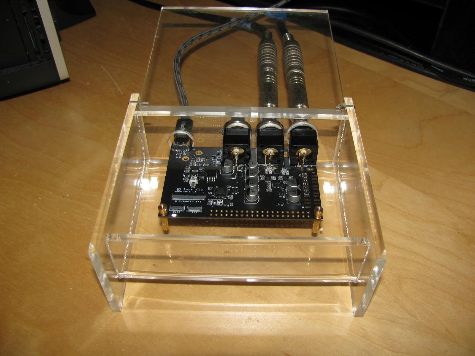 Khadas Tone Board-A Champion Dac for the Audiophile Hobbyist