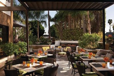 Nhà hàng cafe sân vườn độc đáo