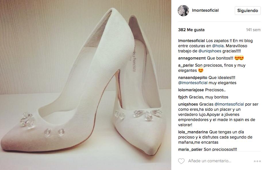 uniqshoes: zapatos para novia personalizados 100% . que se besen