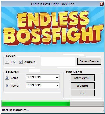 Download Free Endless Boss Fight (All Versions) Hack Unlimited Silver Coins, Gold Coins 100% Working and Tested for IOS And Android.