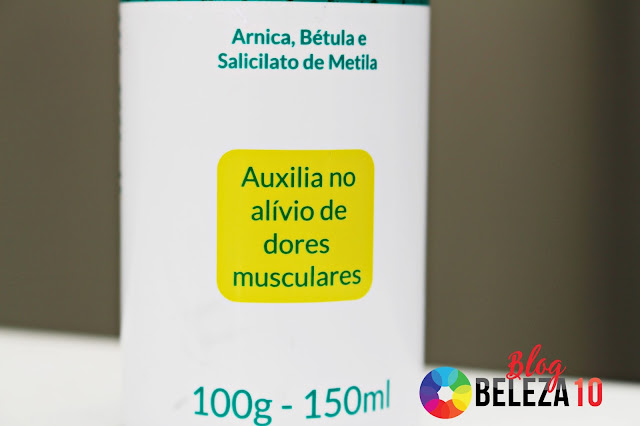 RESENHA ARNICA SPORTS D'ÁGUA NATURAL
