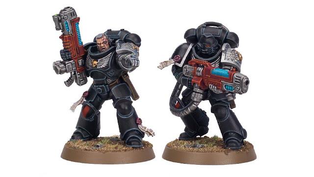 Hellblasters Deathwatch