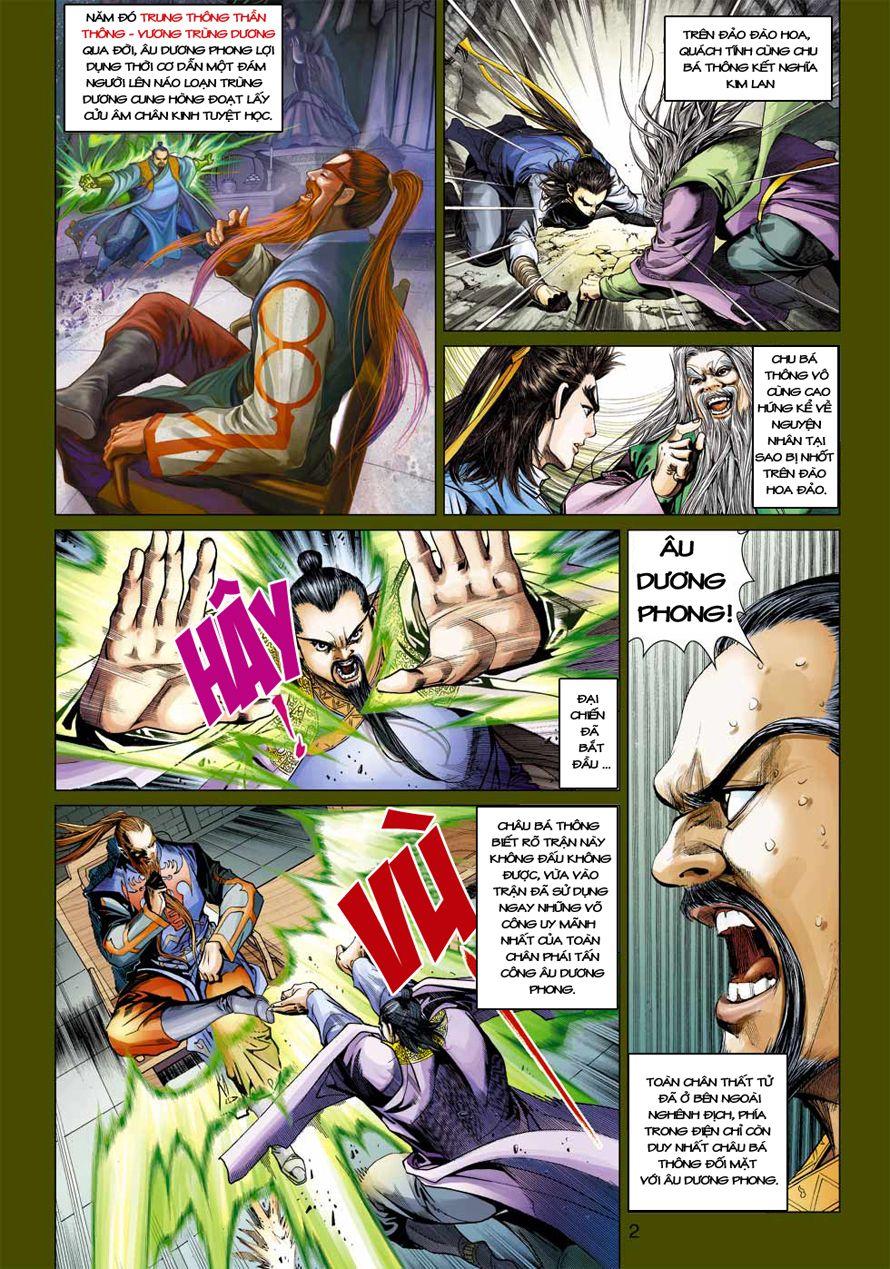 Anh Hùng Xạ Điêu anh hùng xạ đêu chap 41 trang 2