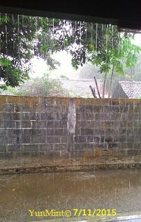 Indahnya Hujan