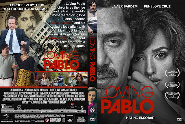 Loving Pablo DVD Cover