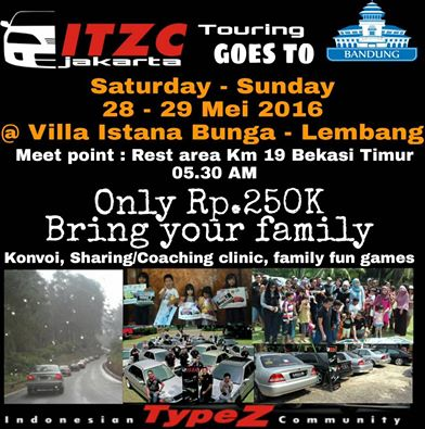 ITZC Goes to Lembang