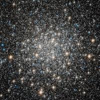 Globular Cluster Messier 10