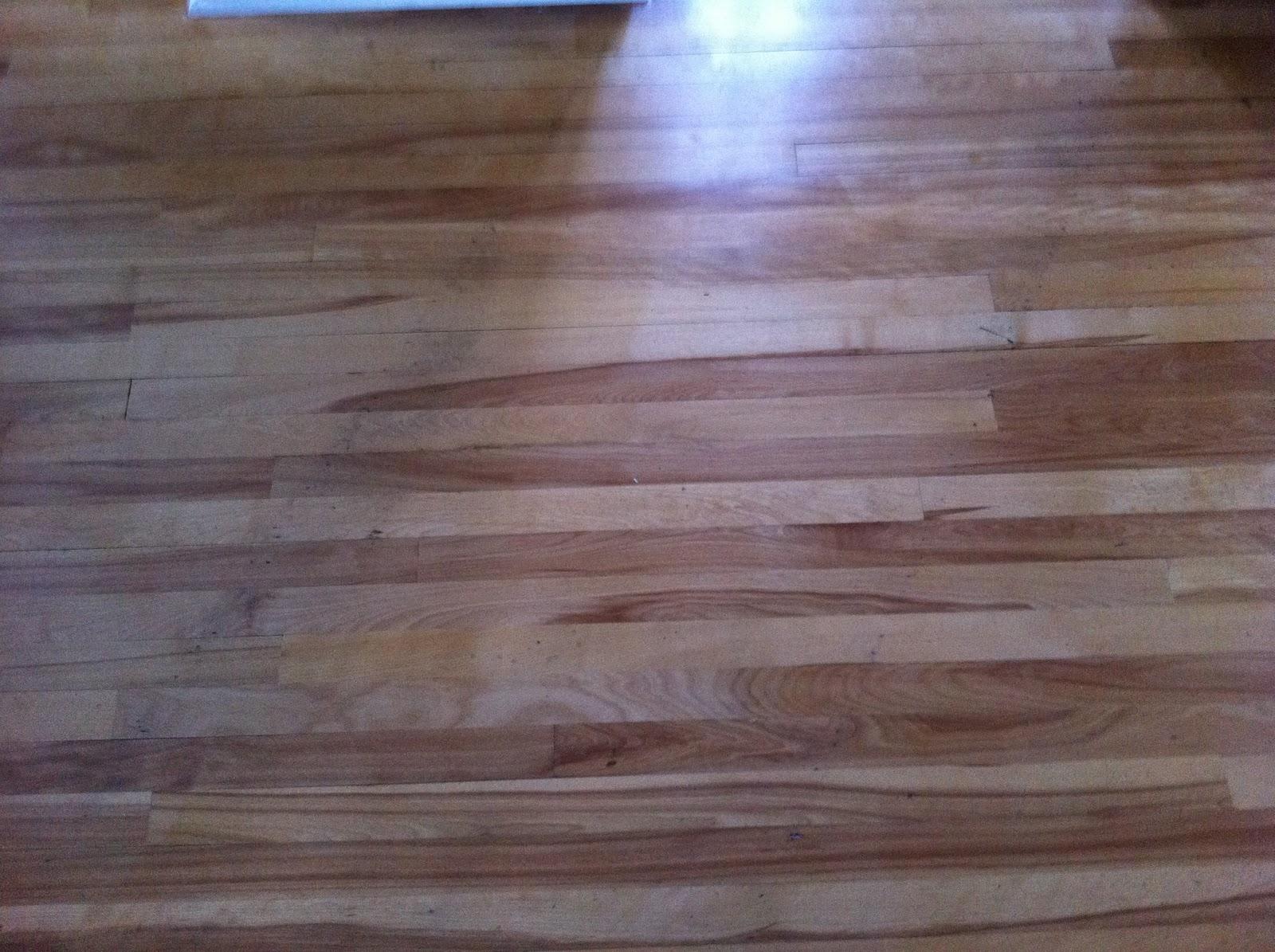 Adventures In Retro Renovating Wood Floor Redo And Maybe
