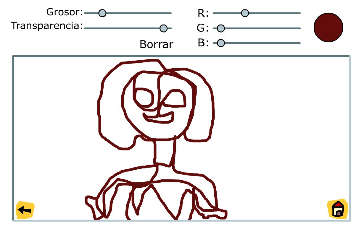 Dibujo De Estudiante En Linea