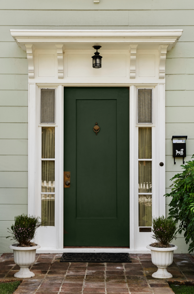 Unique Houses: What does the color of your front door say ...