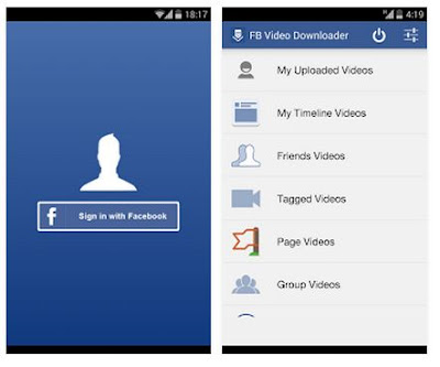 Cara Download Video Facebook Dengan Ponsel Android