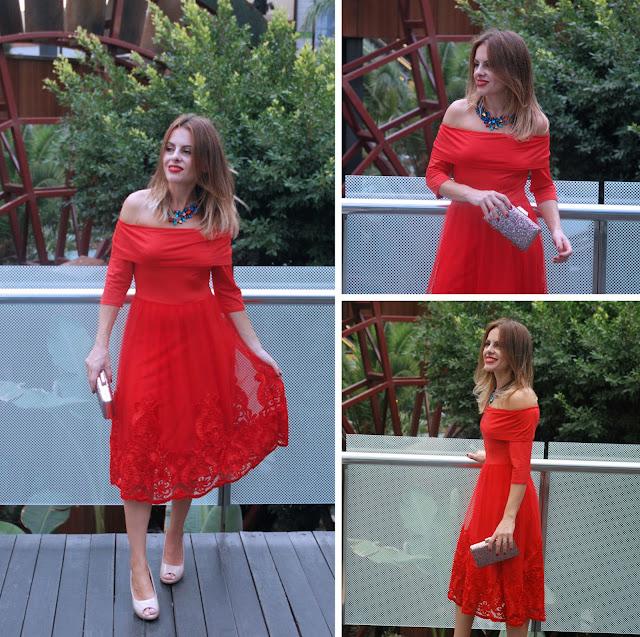look-invitada-vestido