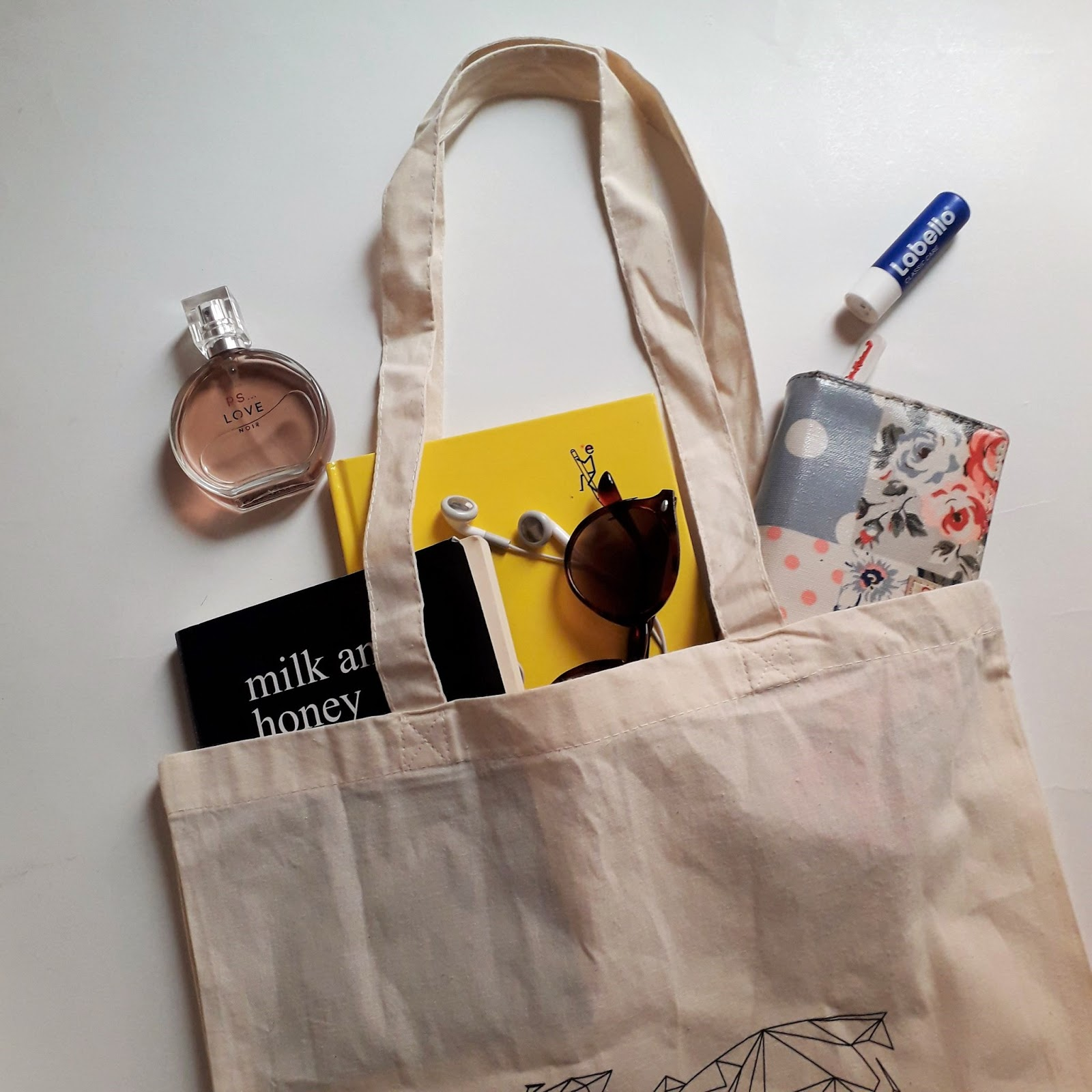 tote-bag essentials
