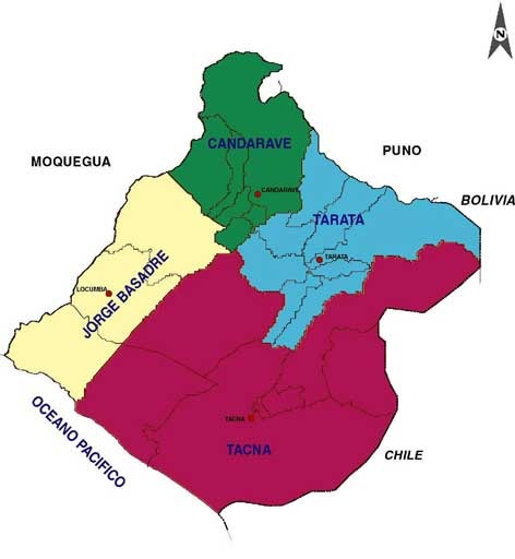 region tacna