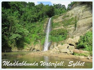 madhabkunda-waterfall-sylhet
