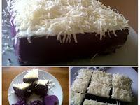 Resep Membuat Cake Ubi Ungu dan Puding Susu Ubi Ungu