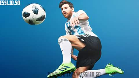 Lionel Messi Losses The Chances Of Getting A Three Point Against Iceland