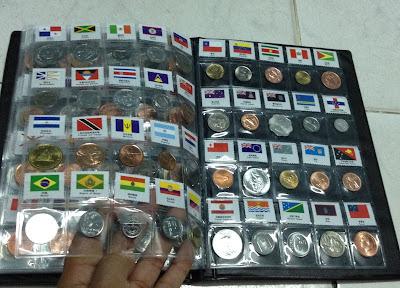 Bộ Xu Của 180 Quốc Gia