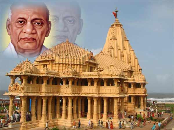 सोमनाथ मंदिर,हिंदुओ कां मर्म स्थान Article By Naresh K. Dodia