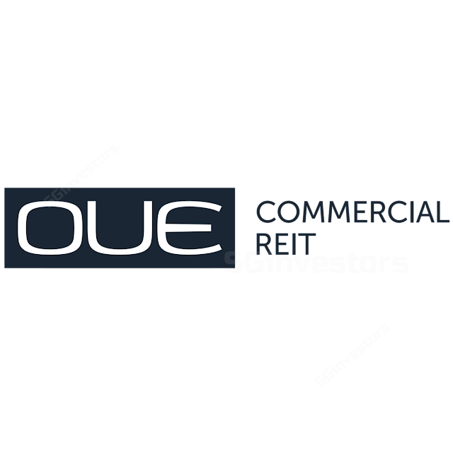 OUE COMMERCIAL REIT (TS0U.SI) @ SG investors.io