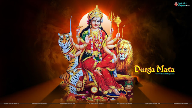 Durga Mata Wallpaper