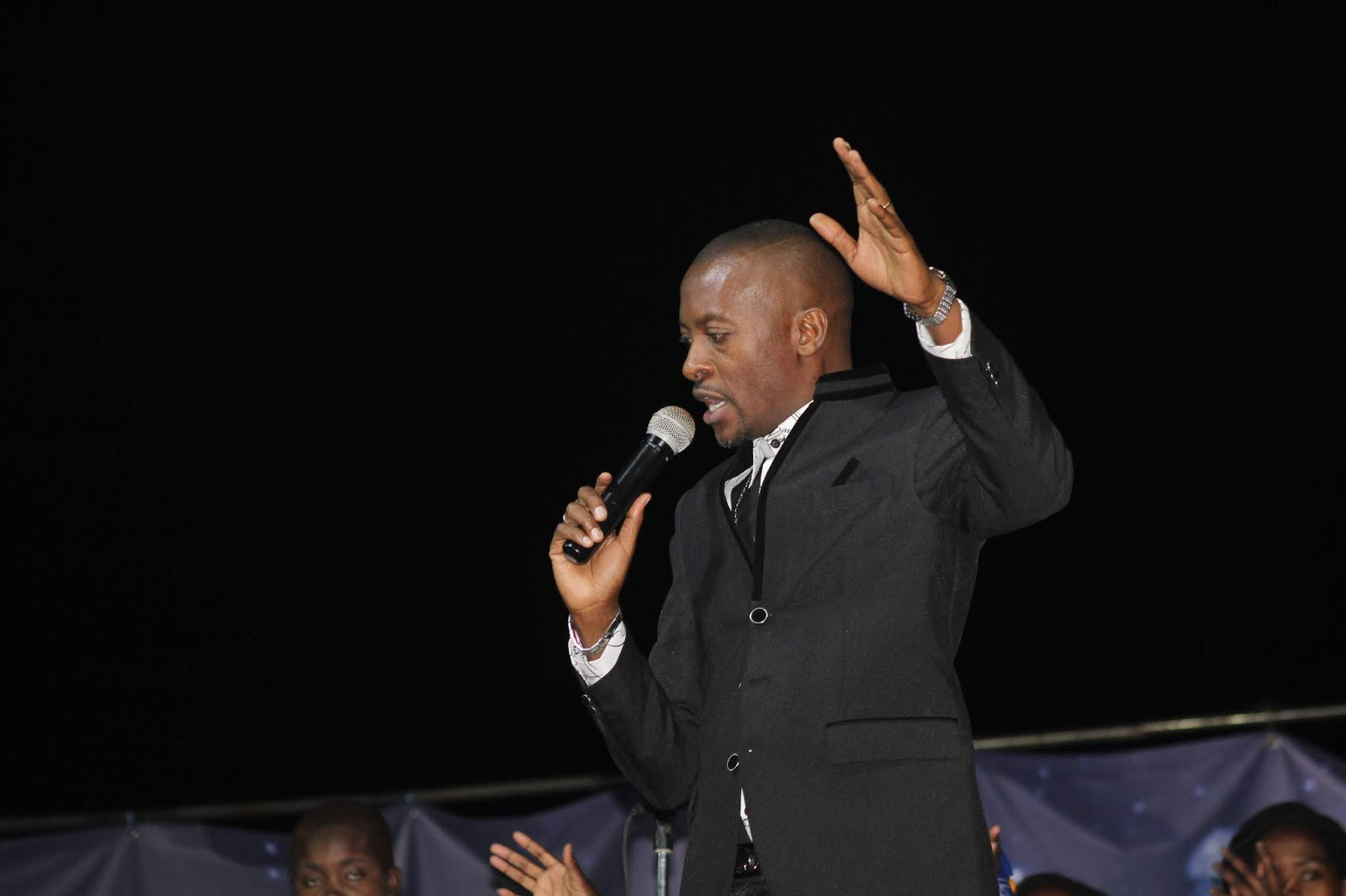 Apostle Pride Sibiya Teaches On How You Can Be Delivered At Tiyambuke 2018
