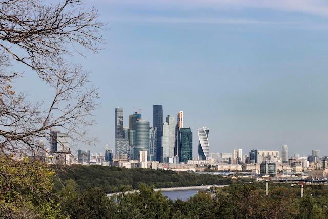 První týden v Rusku